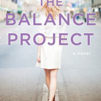 Cover Reveal for THE BALANCE PROJECT